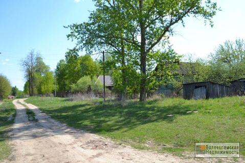 Участок 30сот с домом под снос в деревне Терехово (600м до реки Руза) - Фото 2