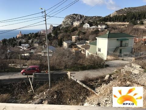 Продается земельный участок в Симеизе с видом на море. - Фото 3