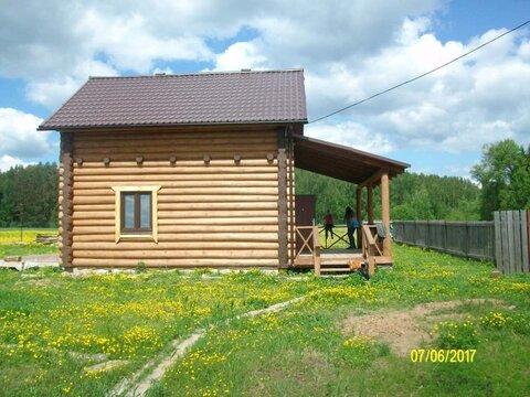 Эксклюзив! Продается новый дом в деревне Софьинка, рядом лес, озеро. - Фото 3