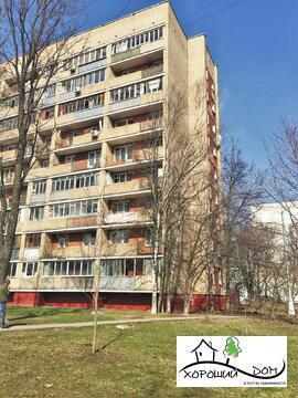 Продается 1-к квартира в кирпичном доме г. Зеленограде к.153 - Фото 1