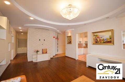 5ти комнатная квартира с дизайнерским ремонтом на улице Новаторов! - Фото 4