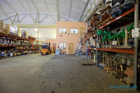 Производственно-складское теплое помещение 895.4м2, 1эт, Парголово - Фото 4