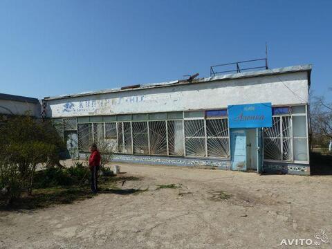 Магазин в пос. Владимеровке общ.пл.70 м.кв,7 км. от г. Саки - Фото 1