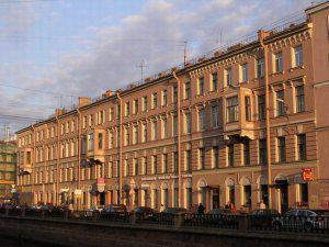 Квартира в Центре Петербурга у м. Сенная. 136 кв.м. - Фото 1