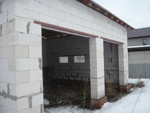 Дом под черновую, черта города, гараж, центральная канализация - Фото 3