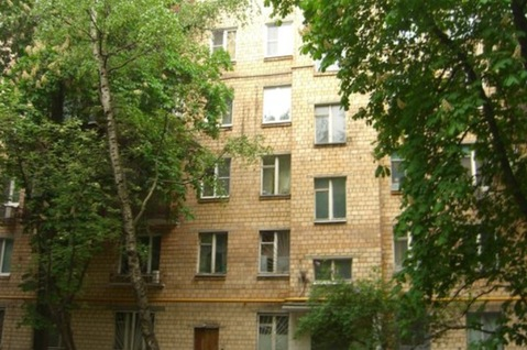 """2-х комн. квартира. Москва. м. """"Варшавская"""". - Фото 1"""