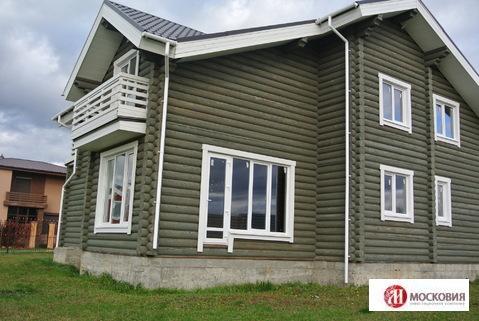 Деревянный дом 210 кв.м. Новокаширское шоссе - Фото 3