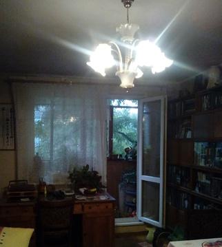 3 к. кв. в тихом зеленом месте, м. Октябрьское поле - Фото 3