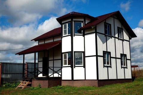 Дом 100 кв.м д.Ходаево Чеховского района 3 км от г.Чехов - Фото 1
