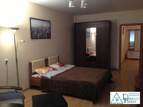 Сдается комната в 2-х комнатной квартире в Москве, м. Лермонтовский пр - Фото 2