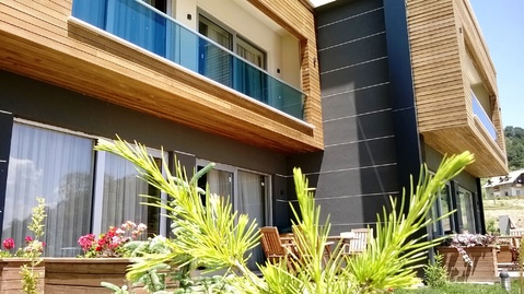 Апартаменты с 5-тизвездочным обслуживанием в самой экологичной зоне - Фото 3