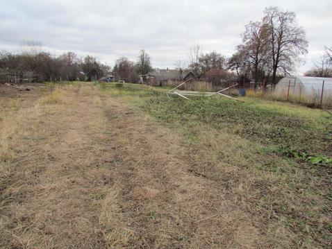 Продается земельный участок в с. Гололобово Коломенского района - Фото 1