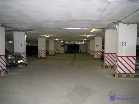 Продается машиноместо 15 кв.м в подземном паркинге в г. Истра