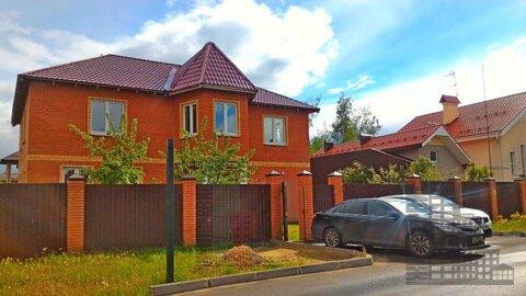 Загородный дом с баней, прописка, Пироговское вдхр. - Фото 1