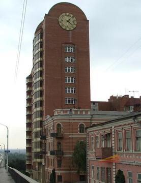 4кв, Центр, Ворошиловский 9, 9000тр - Фото 1