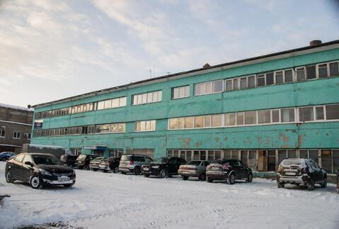 Офисные помещения г. Уфа, ул. Соединительное шоссе, д.2 - Фото 1