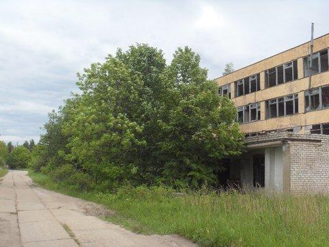 Производственная база 19500 кв.м. по ул. Индустриальная в г. Калязине - Фото 2