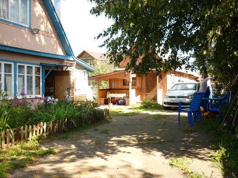 Участок 10 соток с домом 90 кв.м. д.Калачево - Фото 4