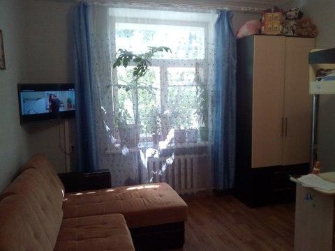 Продается отличная комната в общежитии, на 4/4эт, 20,3кв.м, высокие 3х . - Фото 4