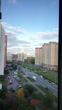 Отличная 2-х комнатная квартира на Мичуринском проспекте - Фото 1