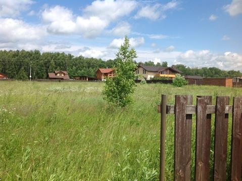 Участок в поселке Сосновый Аромат - Фото 2