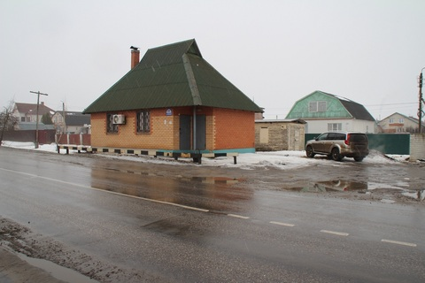 Здание под магазин город Карабаново на въезде со стороны Александрова - Фото 2