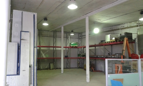 Сдается ! Теплое складское помещение 200 кв.м.Закрытая территория. - Фото 2