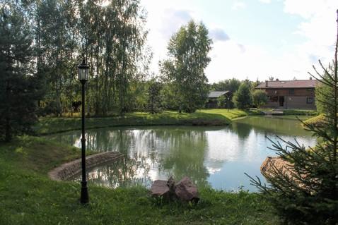 Деревянный коттедж на 20 человек в Рогачево - Фото 4