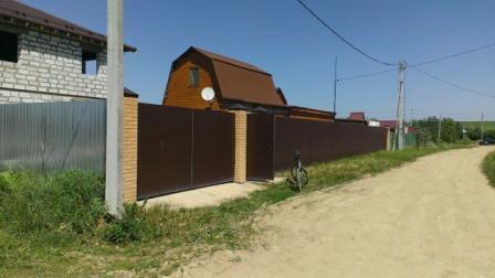 Жилой дом в пос.Каменское - Фото 4