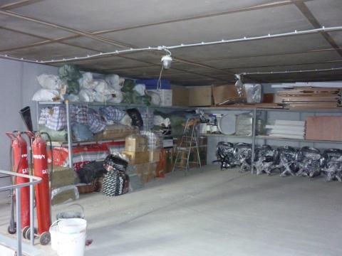 Продается отличный 2-х этажный склад в поселке Губцево. - Фото 5