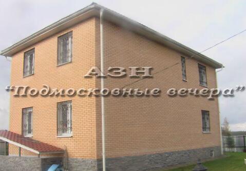 Горьковское ш. 20 км от МКАД, Осеево, Коттедж 240 кв. м - Фото 1