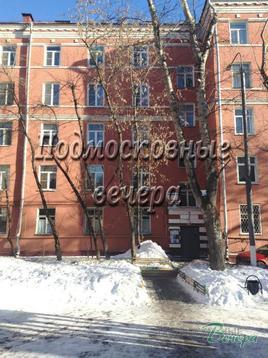 Метро Электрозаводская, Боровая улица, 14, 2-комн. квартира - Фото 1