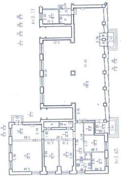 Сдается помещение 356,3м2 на 1эт на Лиговском пр, д.185 - Фото 5