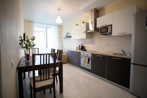 Продается 1-комнатная квартира (ЖК vesna) евроремонт - Фото 1