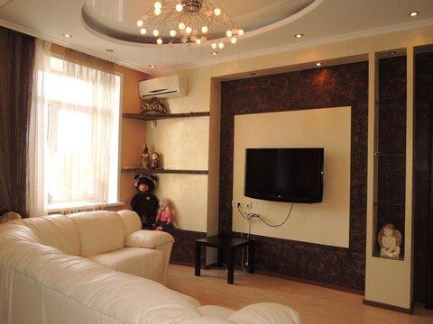 Двух комнатная квартира в Центре, по адресу ул. Ноградская, 16 - Фото 1