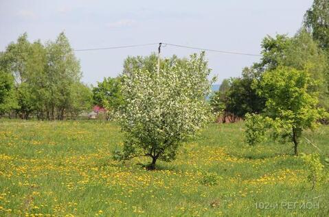 Земельный участок под ИЖС д.Богдановское, Иглинский район - Фото 3