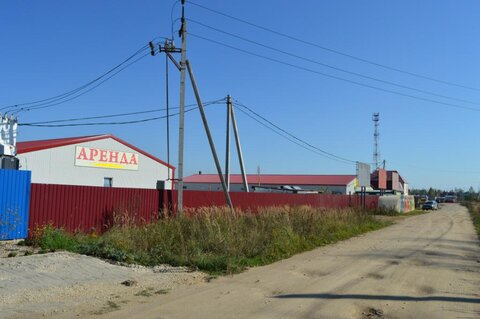 Мы предлагаем арендовать ангар под производство в Киржачском районе - Фото 1