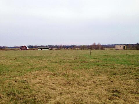15 соток в д. Ватулино, Рузский район, 95 км от МКАД - Фото 1
