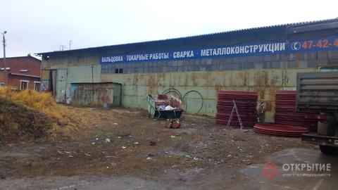 Холодный склад на Алексинском шоссе (550кв.м, кран-балка) - Фото 2