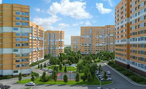1-комнатная квартира в Новой Москве ЖК Спортивный Квартал - Фото 3