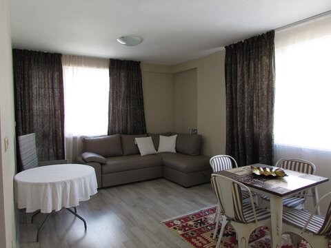 Апартамент с одной спальней на 2 этаже - Фото 1