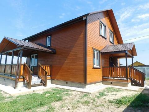 Жилой дом по Киевскому , Калужскому шоссе. Магистральный газ. озеро - Фото 5