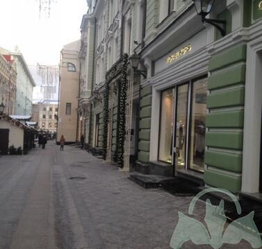Аренда торгового помещения, м. Театральная, Столешников пер. - Фото 2