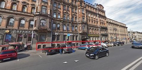 Торговое помещение 446,8 кв.м. Кирочная ул, д. 24 - Фото 1