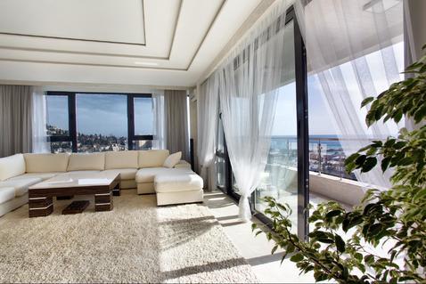 Современный пентхаус в новом доме в Ялте с панорамным видом - Фото 2