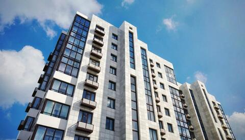 3-комн. квартира 76,49 кв.м. в доме комфорт-класса ЮВАО г. Москвы - Фото 3