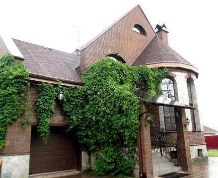 Продам дом 340 м2 на участке 15 сот.в д Крекшино 19 км от МКАД. - Фото 1