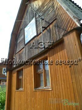 Ленинградское ш. 35 км от МКАД, Белавино, Дача 60 кв. м - Фото 1