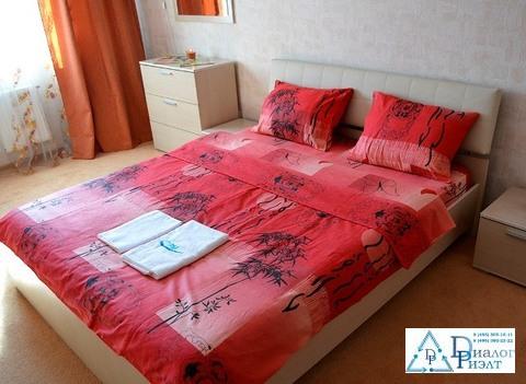 Комната в 2-комнатной квартире в Москве, район Некрасовка Парк - Фото 1
