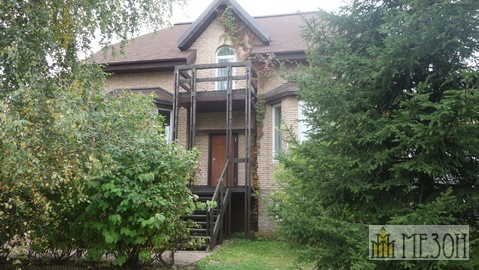 Продается кирпичный дом в охраняемом закрытом поселке - Фото 1